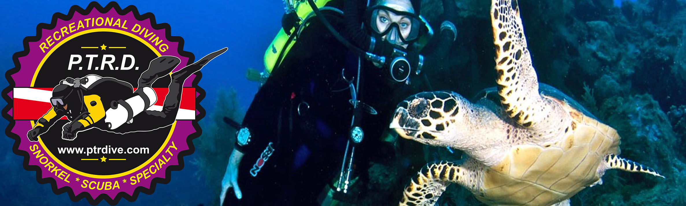 PTRD Recreational Diving